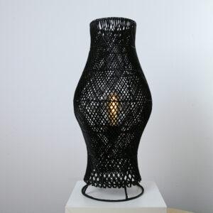 Tafellamp Toffee Zwart