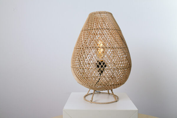 Tafellamp granaat 35 Naturel