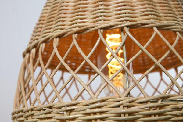 Tafellamp Ruit 43 Naturel