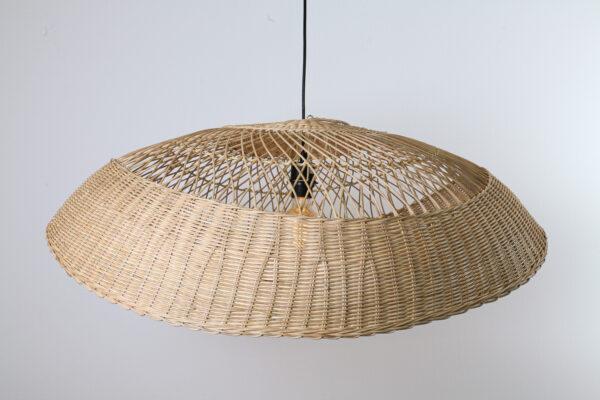 Hanglamp Ovaal 90 Naturel