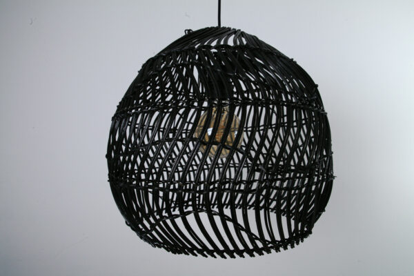 Hanglamp Hive 80 Zwart