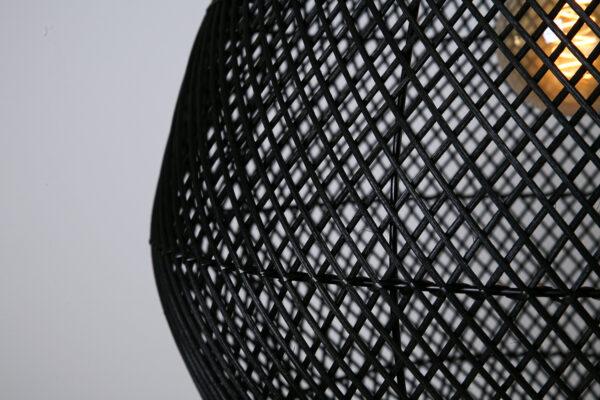 Hanglamp Granaat 39 Zwart