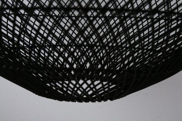 Hanglamp Medemblik 80cm zwart