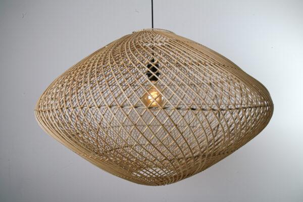 Hanglamp Medemblik 80cm naturel