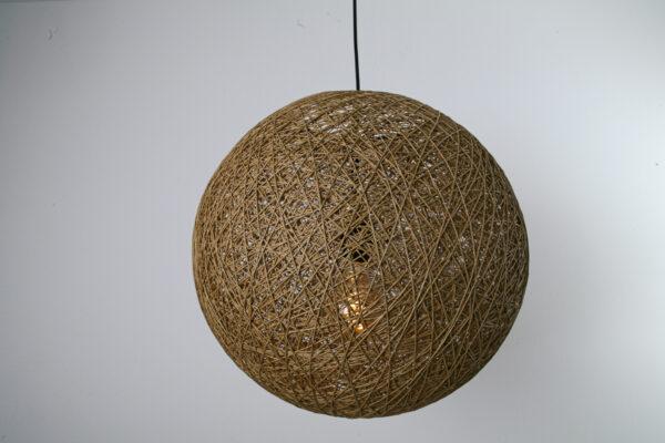 Hanglamp Abaca 80 Naturel
