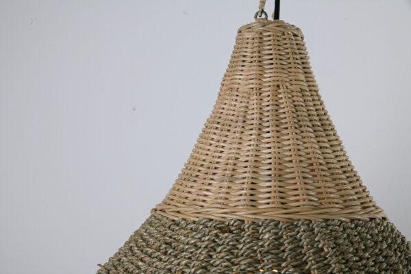 Hanglamp Heksenhoed 50 Naturel