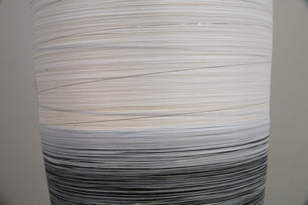 VL Bounty zwart wit 150cm