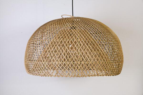 Hanglamp Dubble Bol 40 Naturel