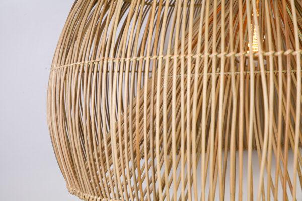 Hanglamp Twisk 50 cm Naturel