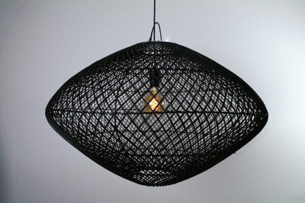 Hanglamp Medemblik 50 Zwart