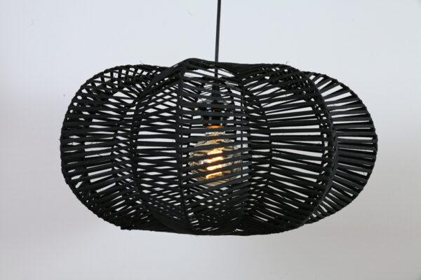 Hanglamp Hauwert 50 cm Zwart