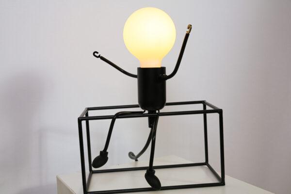 Tafellamp Poppie Liggend