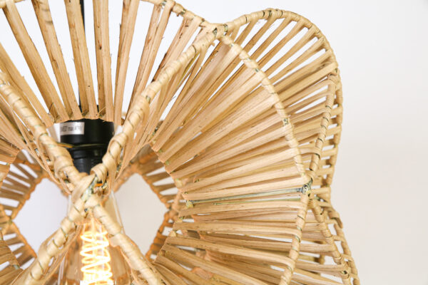 Hanglamp Wave 60 cm Naturel