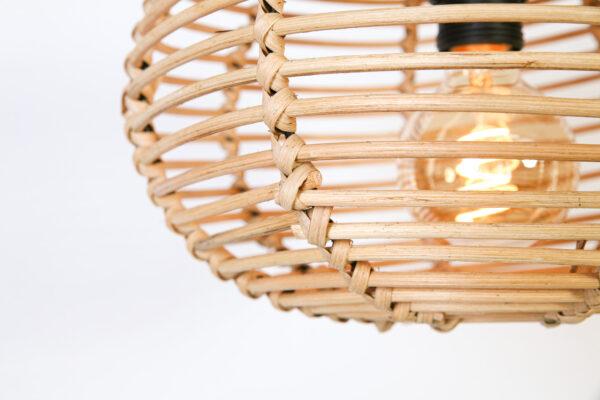 Hanglamp Rimboe 30 cm Naturel