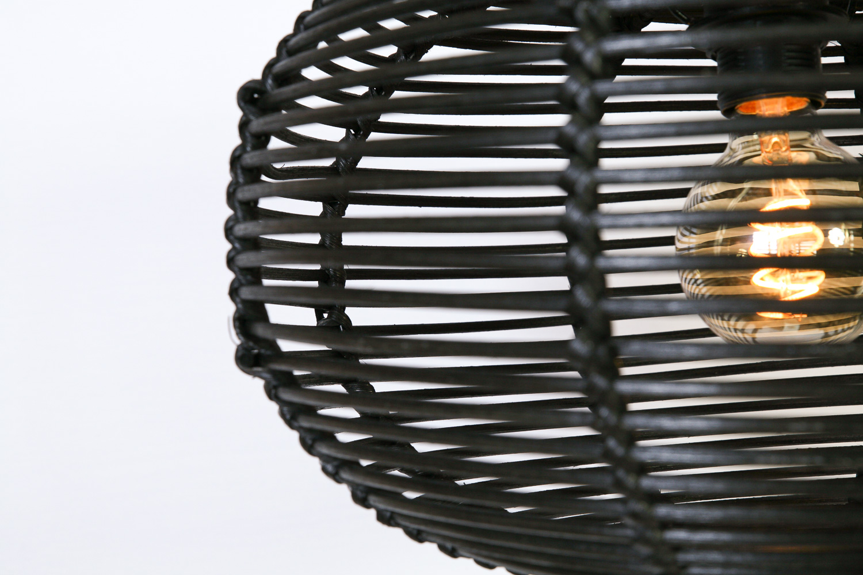Hanglamp Rimboe 40 cm Zwart