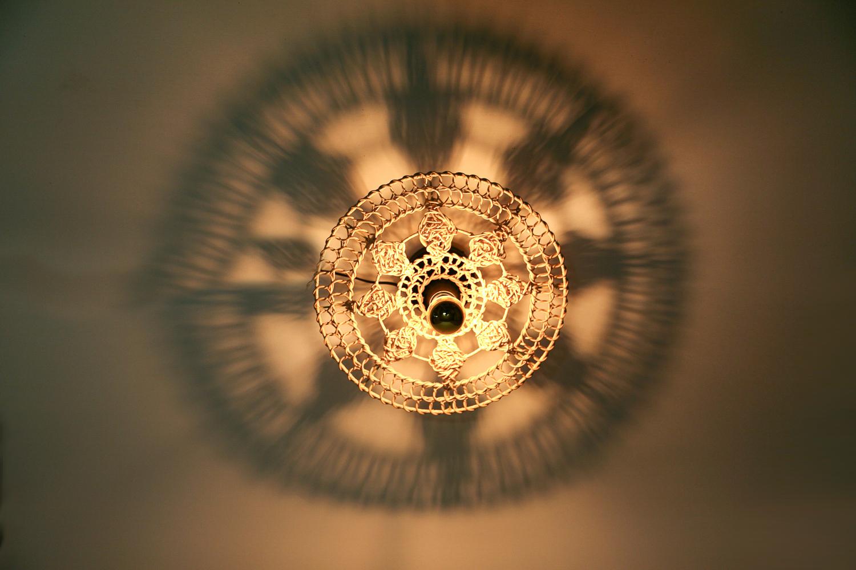 Plafonniere/Wandlamp Star 60 cm
