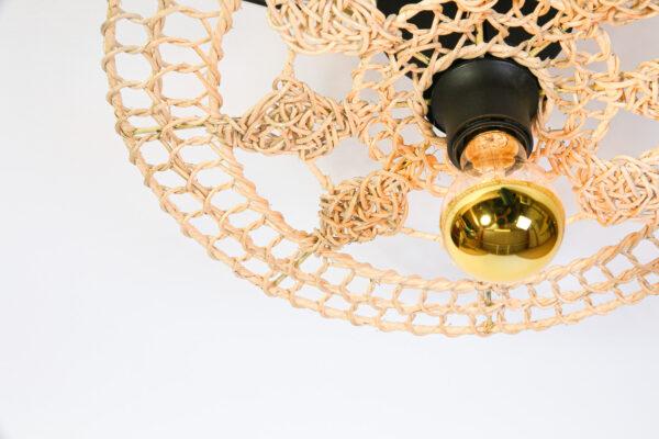 Plafonniere/Wandlamp Star 40 cm