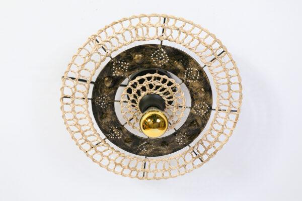 Plafonniere/Wandlamp Neptunes 40 cm
