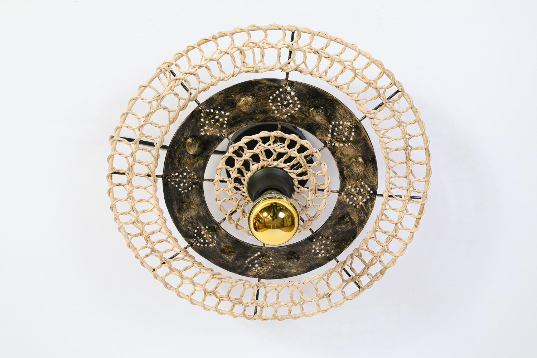 Plafonniere/Wandlamp Neptunes 60 cm