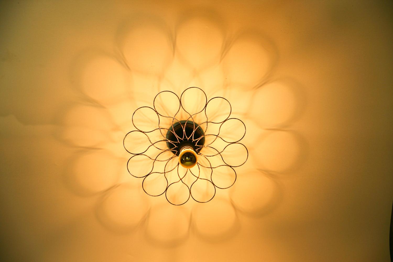 Plafonniere/Wandlamp Sun 40 cm