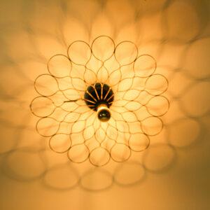 Plafonniere/Wandlamp Sun 60 cm